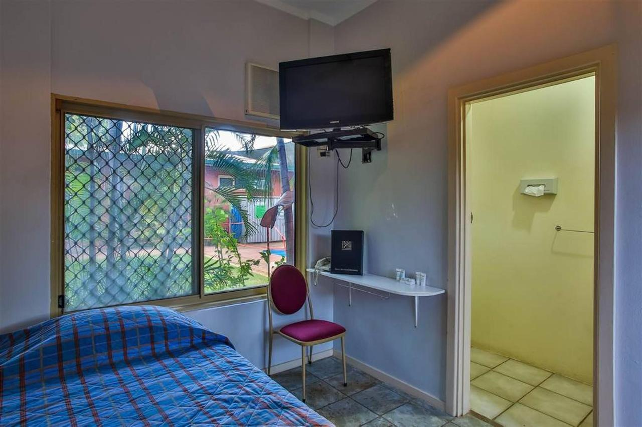 budget single room, hotel kununurra