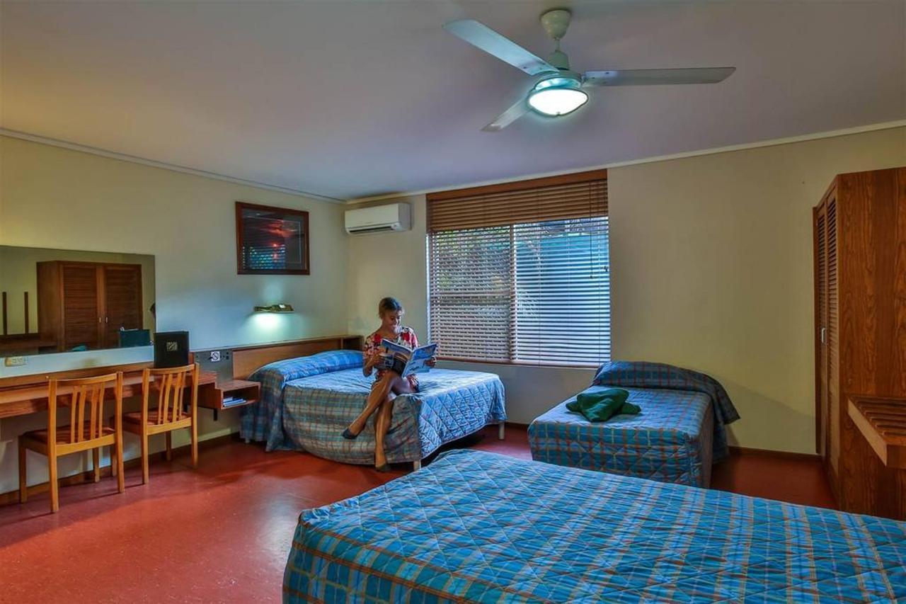 family room, hotel kununurra