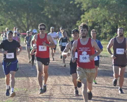 Sandalwood half marathon